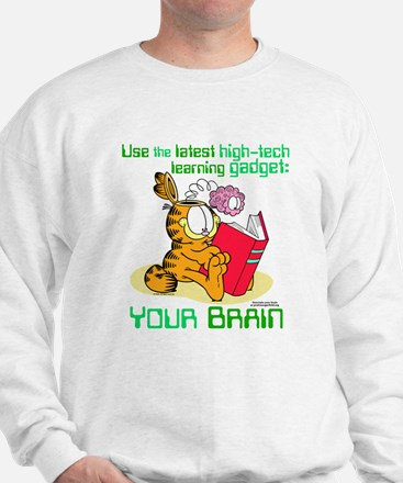 Use Your Brain Garfield Jumper