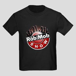 Rob and Mob Show Kids Dark T-Shirt