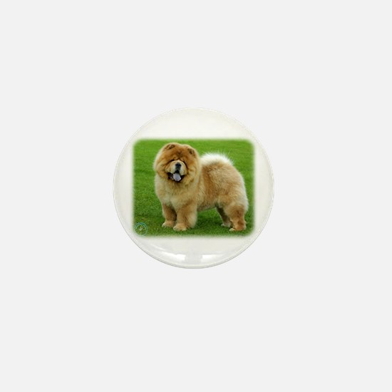 Chow Chow 9B008D-06 Mini Button