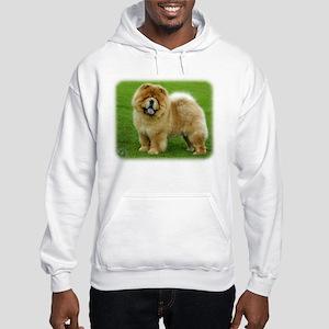 Chow Chow 9B008D-06 Hooded Sweatshirt