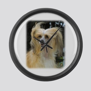 Chinese Crested 9W016D-149 Large Wall Clock