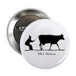 "Ski Iowa 2.25"" Button (100 pack)"