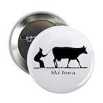 Ski Iowa Button