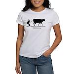 Ski Iowa Women's T-Shirt