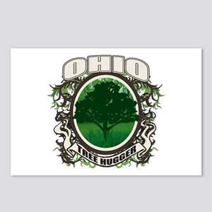 Tree Hugger Ohio Postcards (Package of 8)
