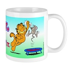 Respect Garfield Mug