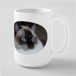 Ragdoll Large Mug