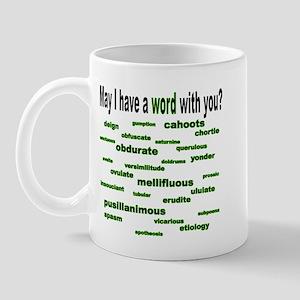 Chartreuse Mug