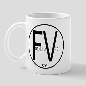 Formula Vee Mug