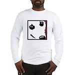Corgi Face Long Sleeve T-Shirt