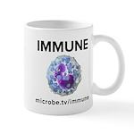 Immune 11 Oz Ceramic Mug Mugs
