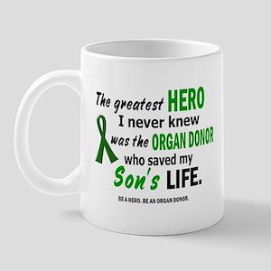 Hero I Never Knew 1 (Son) Mug