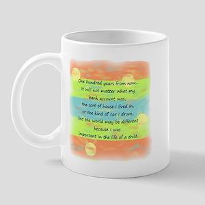 100 Years Mug