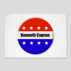 Kenneth Capron 5'x7'Area Rug