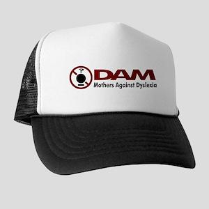 DAM Mothers Against Dyslexia Trucker Hat