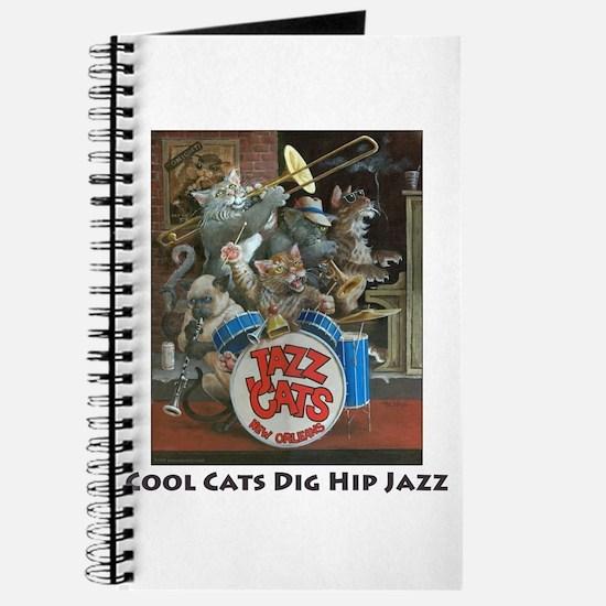 Cool Cats Dig Hip Jazz Journal