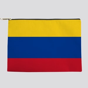 national flag of colombia Makeup Bag