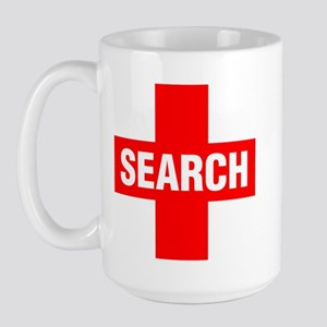 Search Extra Large Mug