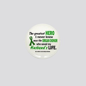 Hero I Never Knew 1 (Husband) Mini Button