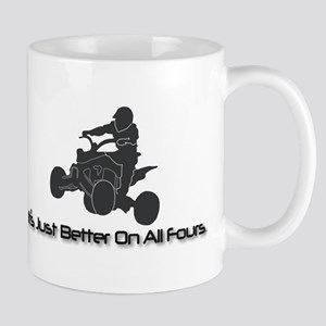 It's Just Better... Mug
