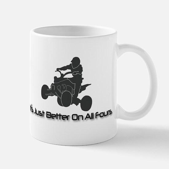 It's Just Better... Mug
