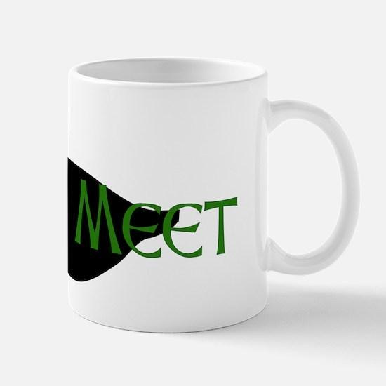 Merry Meet Spirit Duck Mug