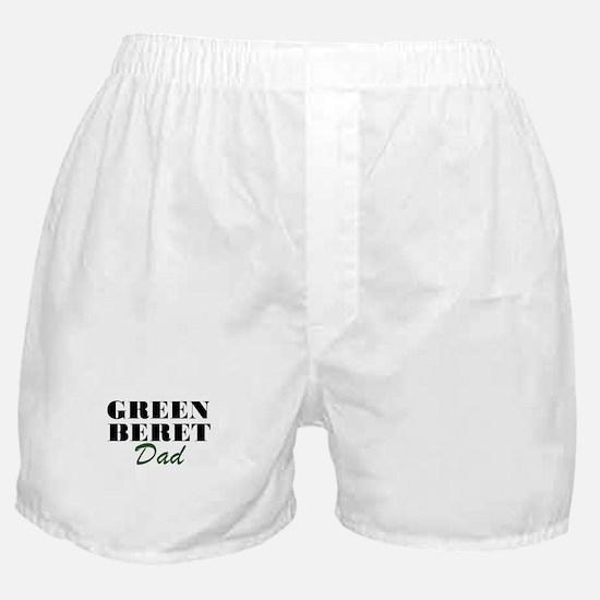 Green Beret Dad Boxer Shorts