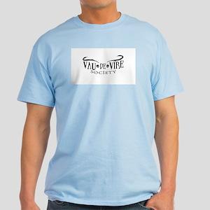 vau de vire logo white T-Shirt