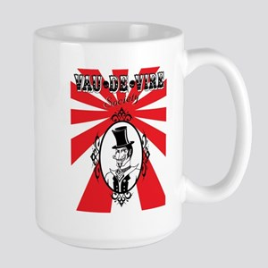 vaudvillianRed Mugs