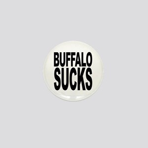 Buffalo Sucks Mini Button