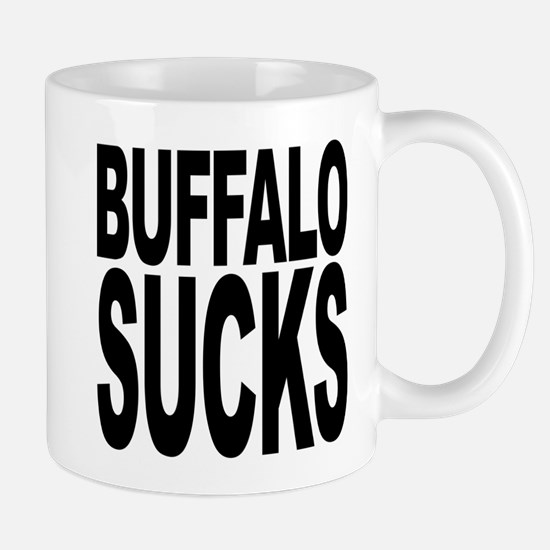 Buffalo Sucks Mug