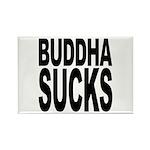 Buddha Sucks Rectangle Magnet (10 pack)
