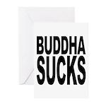 Buddha Sucks Greeting Cards (Pk of 20)