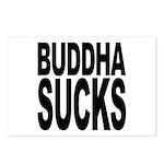 Buddha Sucks Postcards (Package of 8)
