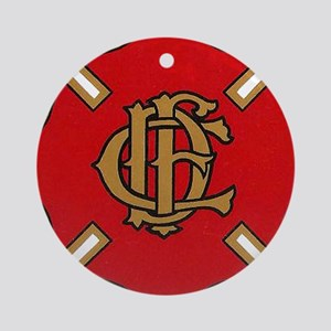 Chicago Fire Ornament (Round)