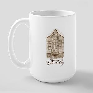 Jane Austen Sense & Sensibility Large Mug