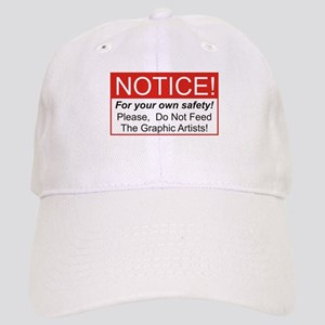 Notice / Graphic Artists Cap