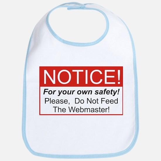 Notice / Webmaster Bib