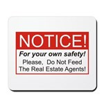 Notice / Real Estate Mousepad