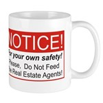 Notice / Real Estate Mug