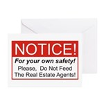 Notice / Real Estate Greeting Cards (Pk of 20)