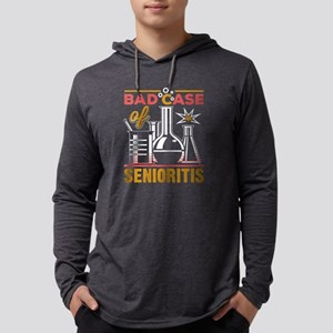 Funny Science Bad Case Of SENI Long Sleeve T-Shirt