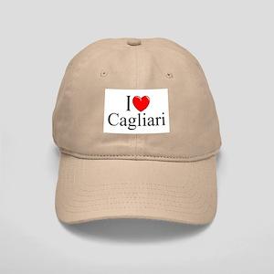"""""""I Love (Heart) Cagliari"""" Cap"""