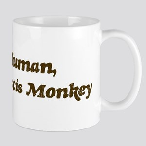 Half-Proboscis Monkey Mug