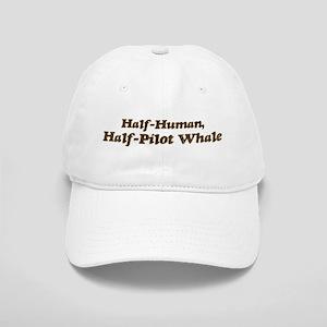 Half-Pilot Whale Cap
