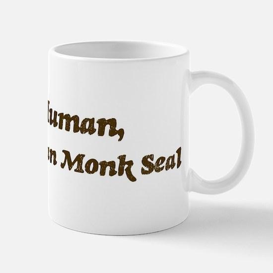 Half-Hawaiian Monk Seal Mug