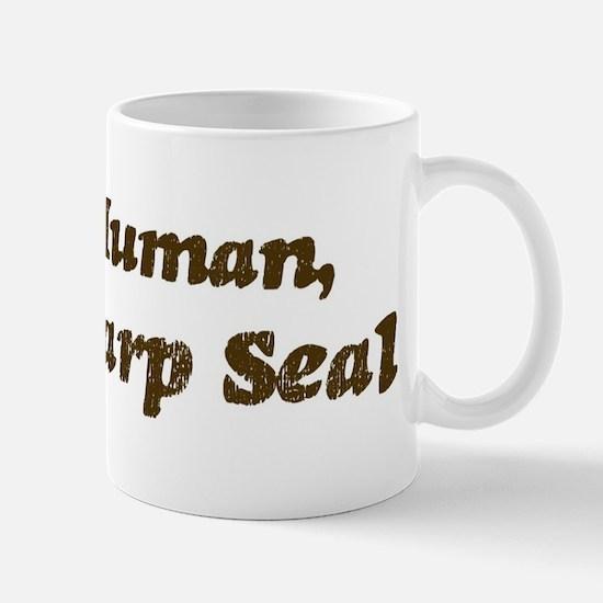 Half-Harp Seal Mug