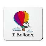 BusyBodies Hot Air Balloon Mousepad
