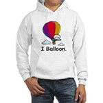 BusyBodies Hot Air Balloon Hooded Sweatshirt
