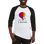 BusyBodies Hot Air Balloon Baseball Jersey